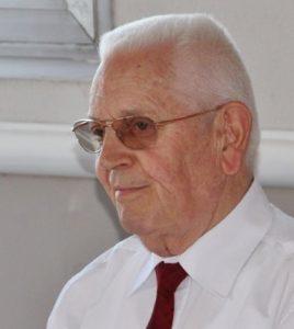 François Lagneau - président honoraire et fondateur de l'association