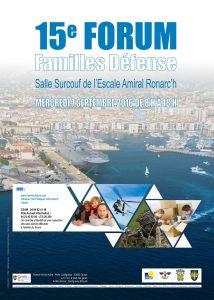 Forum Familles Défense Toulon