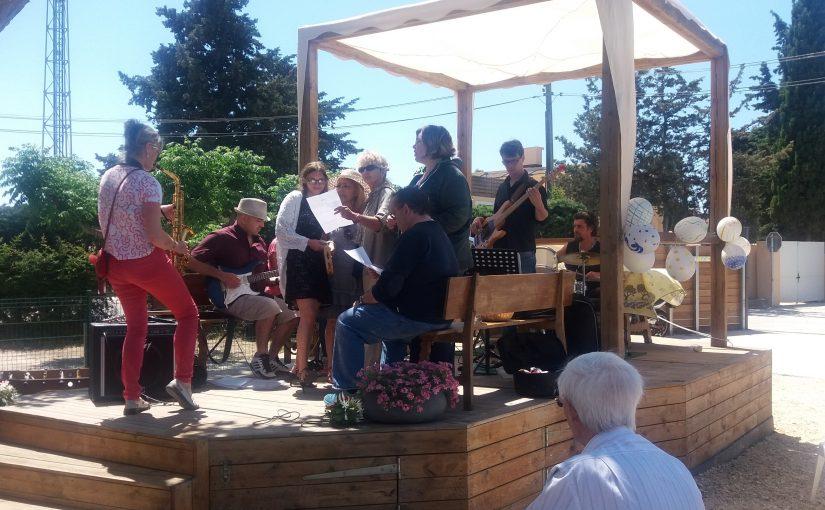 Inauguration des nouveaux locaux de l'association Forts Ensemble