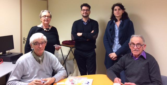 Rencontre entre l'UDAF et Famille et tendresse à Alençon